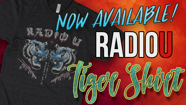 Tiger Tee Now Available!