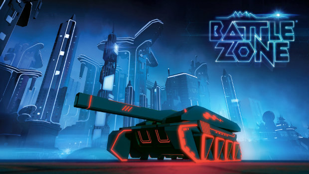 ObadiahPlays Battlezone VR