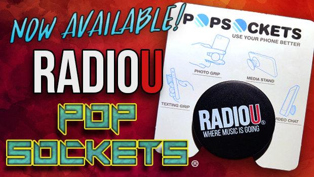 RadioU PopSockets