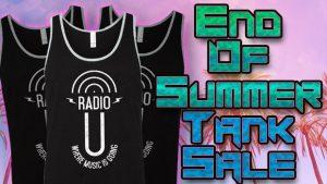 Summer Tank Sale