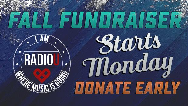 Fall Fundraiser: Starts Monday (Donate Early)