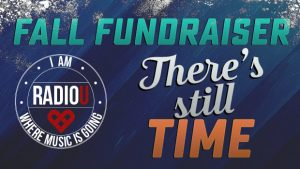 Fall Fundraiser: There's Still Time