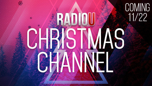 RadioU's Christmas Channel is Coming!