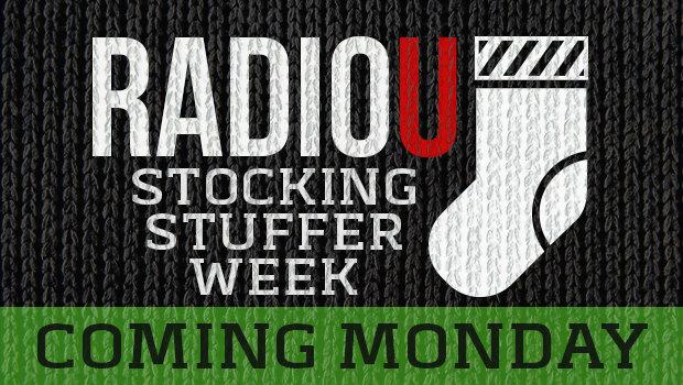 Stocking Stuffer Week - Coming Monday