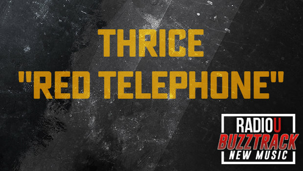 Thrice – Red Telephone