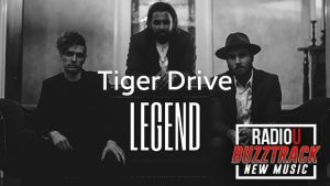 Tiger Drive - Legend