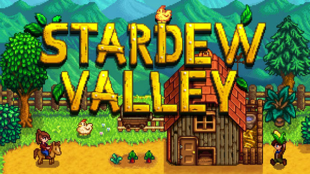 ObadiahPlays: Stardew Valley