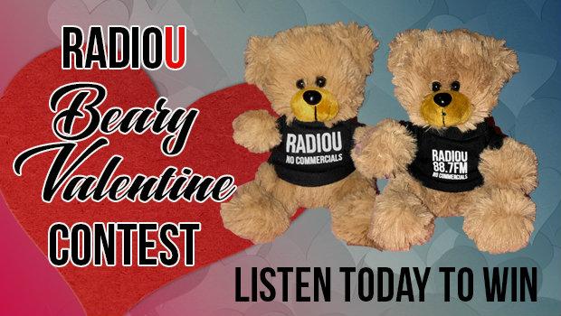 Beary Valentine Contest