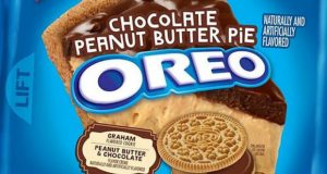 RIOT Food Fight: Chocolate Peanut Butter Pie OREOS