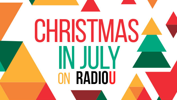 RadioU's Christmas In July