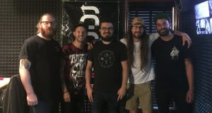 Phinehas in studio with Josh