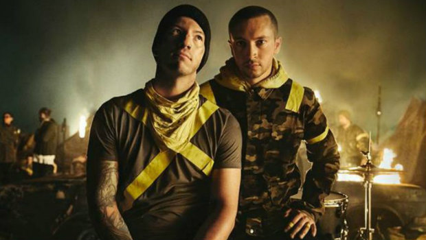 twenty one pilots releases another song and video