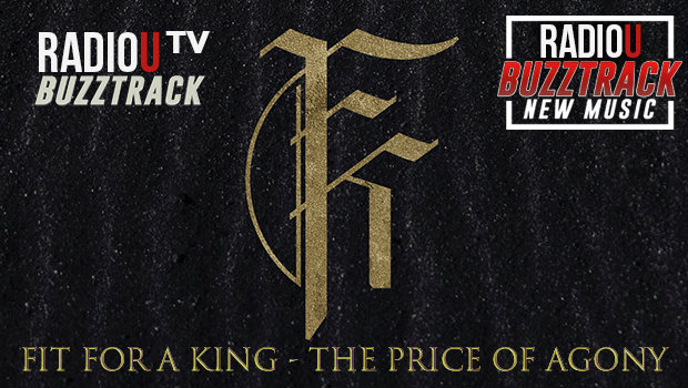 Fit For A King - The Price Of Agony