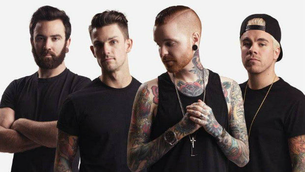 Memphis May Fire premieres brutal new video