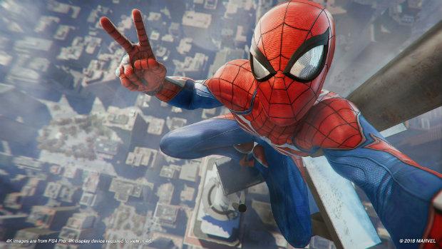 ObadiahPlays Marvel's Spider-Man