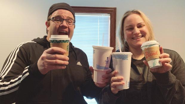 RIOT Skips Work: In Search of a Juniper Latte