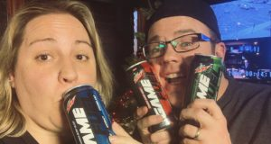 RIOT Food Fight: Mtn Dew AMPED Game Fuel
