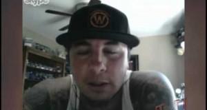 P.O.D. on TVU's Most Wanted via Skype
