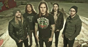 As I Lay Dying announce new fall tour