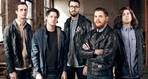 The Devil Wears Prada hit the studio this month