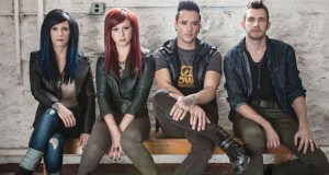 "Skillet posts ""Rise"" lyric video"