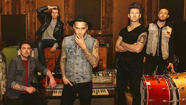 Anberlin premieres new song with USA Today