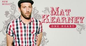 """Buzztrack: Mat Kearney – """"One Heart"""""""