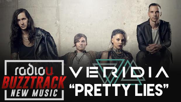 Veridia – Pretty Lies (featuring Matty Mullins)