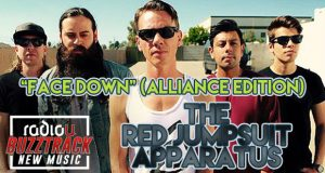 The Red Jumpsuit Apparatus – Face Down (Alliance Edition)