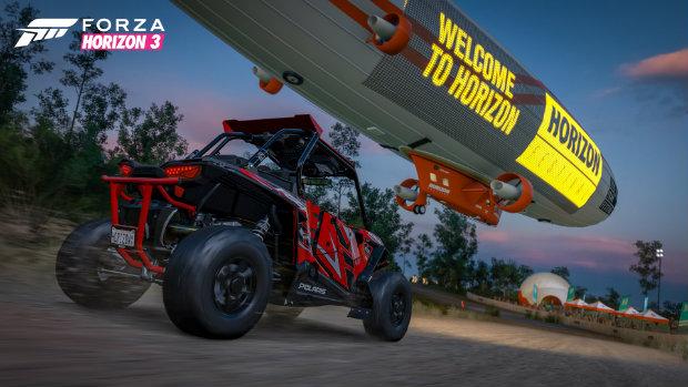 RIOT Control: Forza Horizon 3