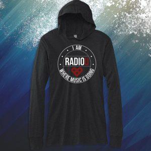 The RIOT Club lightweight hoodie