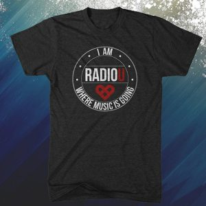 I AM RadioU Fall Fundraiser t-shirt