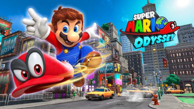 ObadiahPlays: Super Mario Odyssey