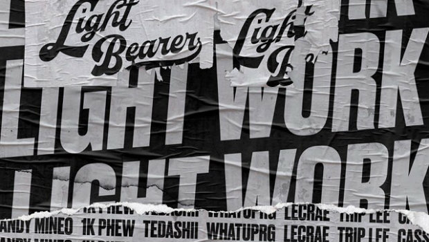 "Lecrae, Mineo, Tedashii, Trip Lee team for ""Light Work"""