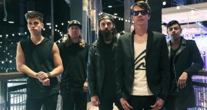 The Red Jumpsuit Apparatus plays Japan, Kosovo, Turkey, Italy