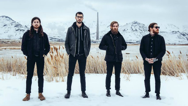The Devil Wears Prada releases a new cover