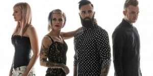 Skillet shares double dose of new music