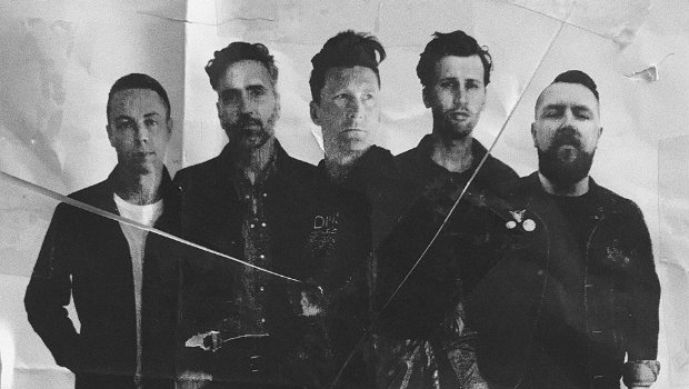 Anberlin is headed to Australia