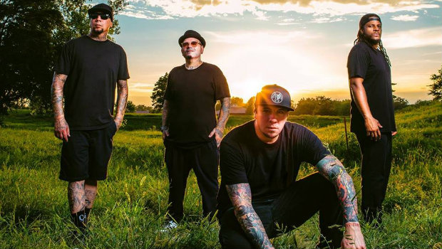 P.O.D. goes acoustic for Listening For The Silence
