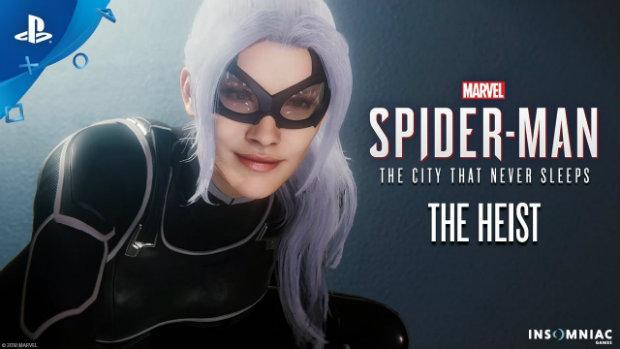 ObadiahPlays Marvel's Spider-Man: The Heist