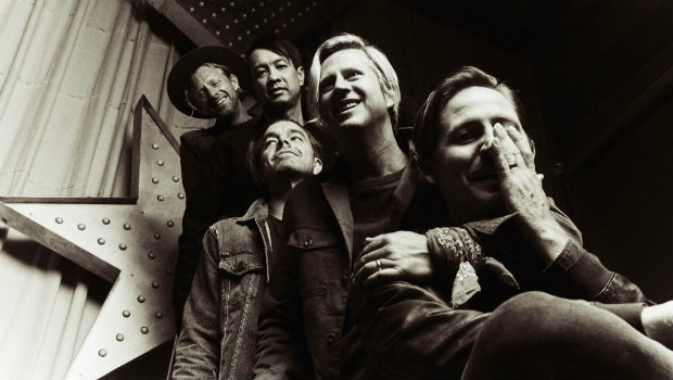 Switchfoot shares Let It Happen