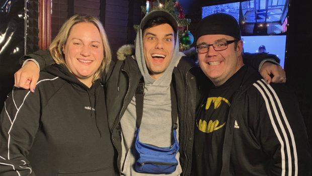 The RIOT Christmas Show 2018