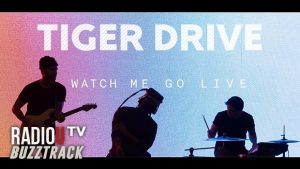 Tiger Drive - Watch Me Go Live