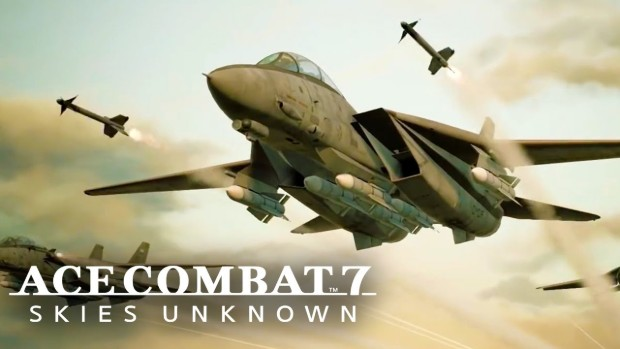 ObadiahPlays Ace Combat 7 Skies Unknown