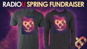 NEW Fundraiser T-Shirt + Hoodie