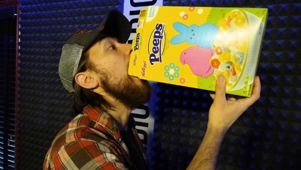 RIOT Food Fight: Peeps Cereal