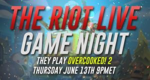 RIOT Live Event: Overcooked 2!