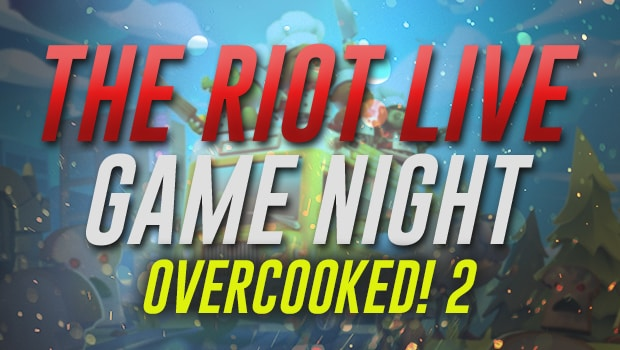 RIOT Live Game Night