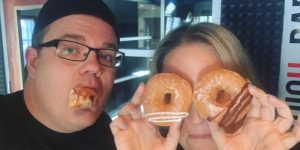 RIOT Food Fight: Krispy Kreme Original Filled