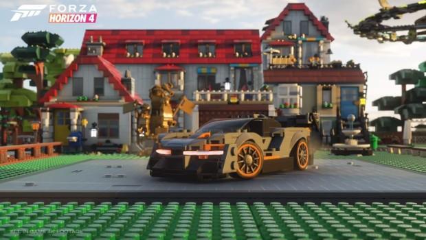 ObadiahPlays Forza Horizon 4 LEGO Speed Champions